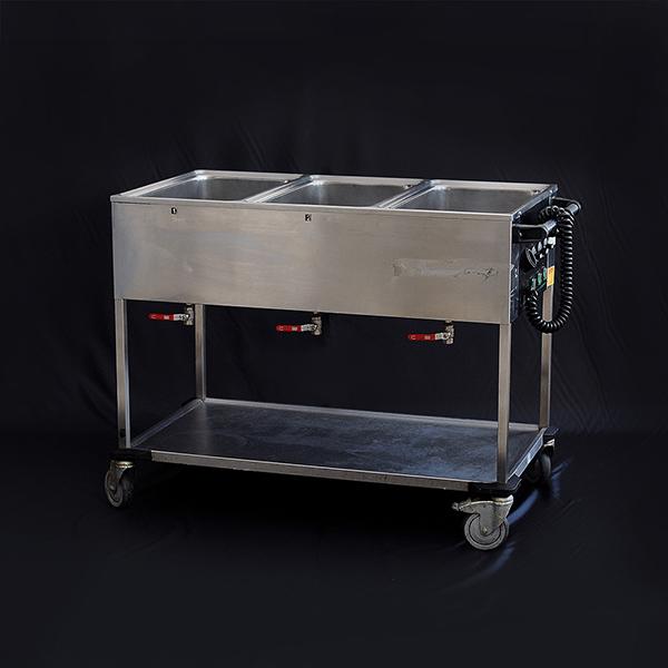 Obrázok Výdajný vozík elektrický