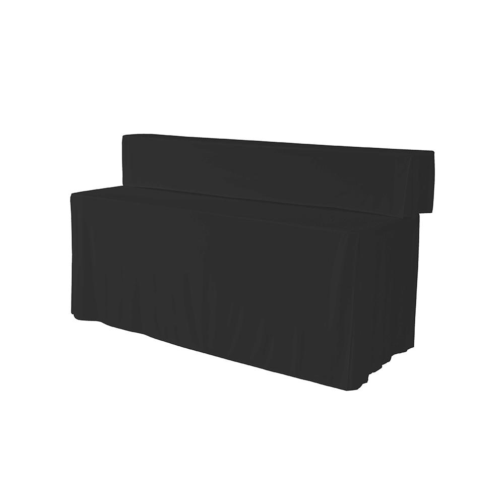 Obrázok Buffet table čierny návlek